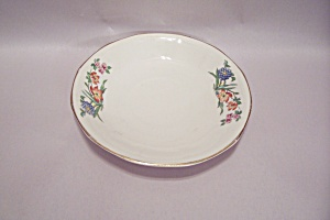 The Crescent China Saucer