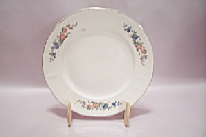 The Crescent China Salad Plate