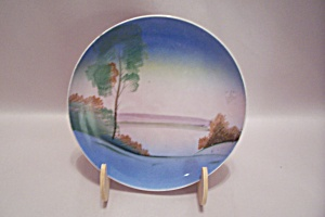 Meito China Hand Painted Collector Plate