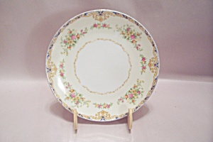 Noritake Fine China Floral Decorated Salad Plate