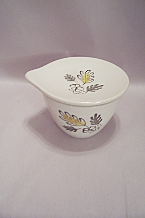Royal China Autumn Winds Pattern Sugar Bowl With Lid