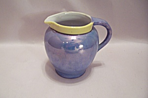 Occupied Japan Lustre Ware Creamer