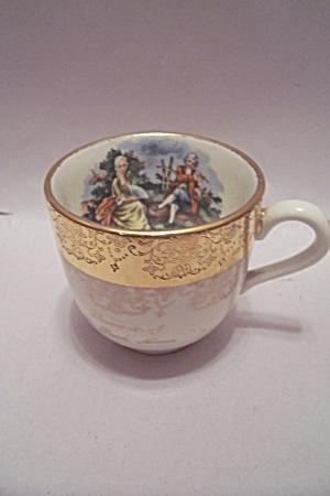 St. Paul, MN Souvenir Porcelain Demitasse Cup (Image1)