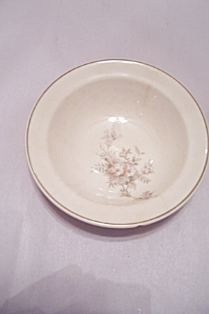 Noritake Keltcraft Yesterday Pattern Coupe Soup Bowl