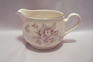 Noritake Keltcraft Yesterday Pattern China Milk Pitcher