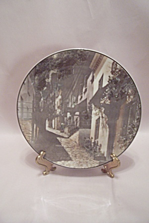 Royal Doulton Clovelly North Devon Collector Plate