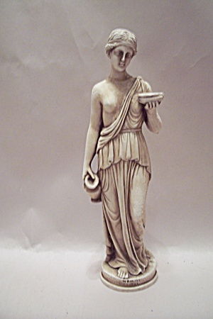 Greek Female Statue
