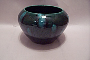 Green Art Porcelain Bowl