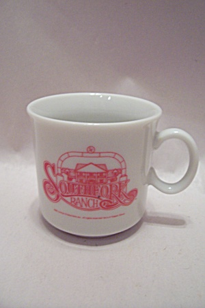 Southfork Ranch, Dallas, Tx Souvenir Demitasse Cup