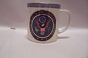 Great Seal Of The United States Porcelain Mug