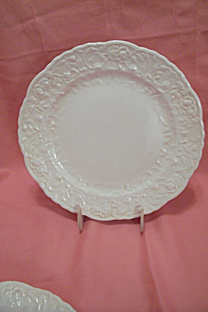 Pope Gosser Rose Point China Bread & Butter Plate