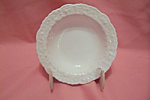 Pope Gosser Rose Point China Dessert/berry Bowl
