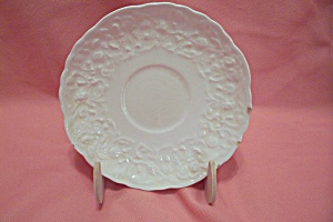 Pope Gosser Rose Point China Saucer