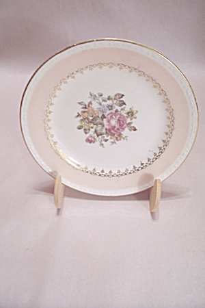 Homer Laughlin Eggshell Georgian Pattern China Plate