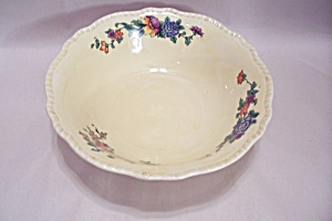 Homer Laughlin Newell Pattern China Bowl (Nappy)