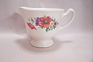 Homer Laughlin Eggshell Georgian Pattern China Creamer