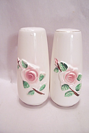 Religious Themed Porcelain Salt & Pepper Shaker Set