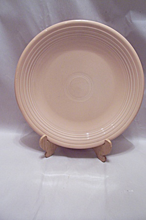Home Laughlin Fiesta Ware Rose 0103 Chop Plate