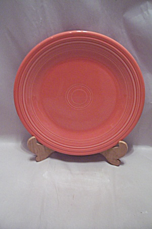 Homer Laughlin Fiesta Ware Persimmon 0114 Dinner Plate
