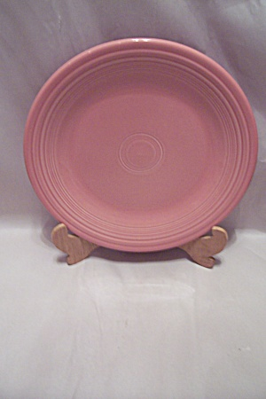 Homer Laughlin Fiesta Ware Rose 0103 Dinner Plate