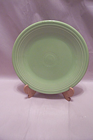 Homer Laughlin Fiesta Ware Sea Mist 0109 Dinner Plate
