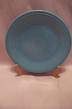 Homer Laughlin Fiesta Ware Turquoise 0107 Dinner Plate