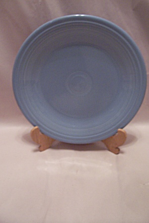 Homer Laughlin Fiesta Ware Periwinkle 0108 Dinner Plate