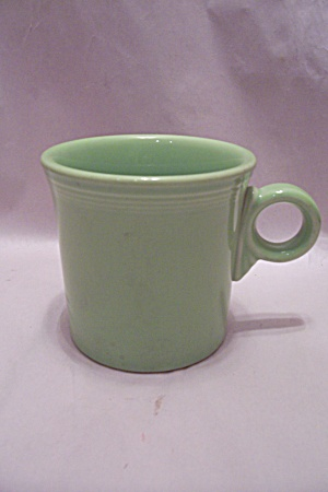 Homer Lauglin Fiesta Ware China Sea Mist 0109 Mug