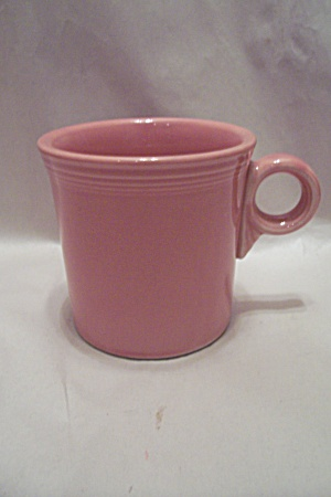 Homer Laughlin Fiesta Ware China Rose 0103 Mug