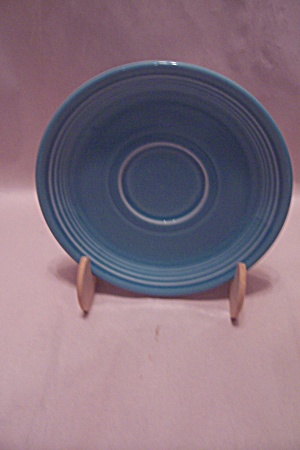 Homer Laughlin Fiesta Ware China Turquoise 0107 Saucer
