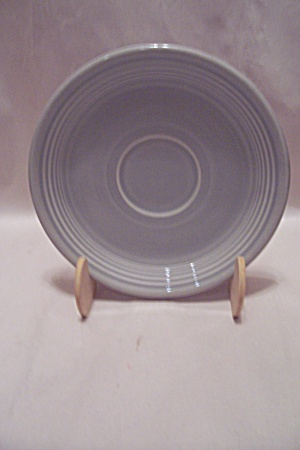 Homer Laughlin Fiesta Ware China Periwinkle 0108 Saucer
