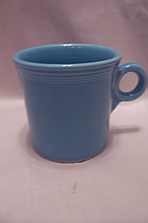 Homer Laughlin Fiesta Ware China Turquoise 0107 Mug