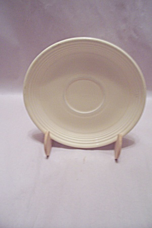 Homer Laughlin Fiesta Ware China Sunflower 0320 Saucer