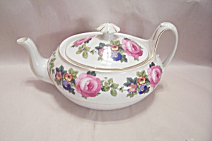 Czechoslovakian Phoenix China Tea Pot