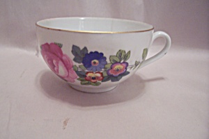 Czechoslovakian Phoenix China Cup