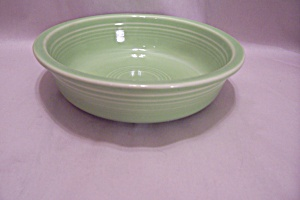 Homer Laughlin Fiesta Ware Sea Mist Coupe Soup Bowl