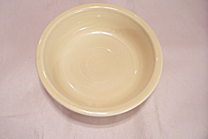 Homer Laughlin Fiesta Ware Sunflower Coupe Soup Bowl