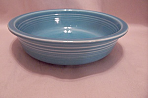 Homer Laughlin Fiesta Ware Turquoise Coupe Soup Bowl