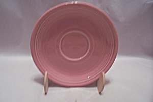 Homer Laughlin Fiesta Ware Rose 0103 Saucer