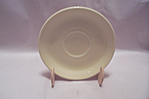 Homer Laughlin Fiesta Ware Sunflower 0320 Saucer