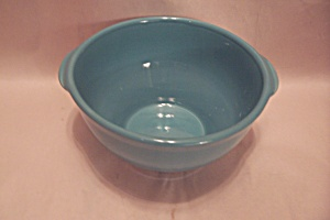 Homer Laughlin Fiesta Ware Turquoise 0107 Cereal Bowl