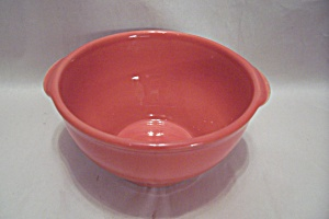 Homer Laughlin Fiesta Ware Persimmon 0114 Cereal Bowl