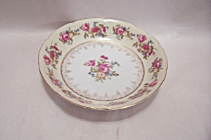 Hostess/gold Castle Pattern Fine China Dessert Bowl