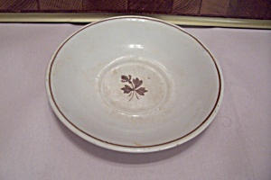 Alfred Meakin Royal Ironstone China Saucer
