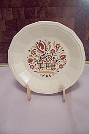 Homer Laughlin Pattern 1076 China Salad Plate (Image1)