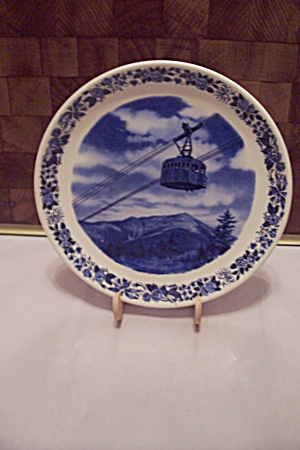 Cannon Mountain Aerial Passenger Tramway Plate