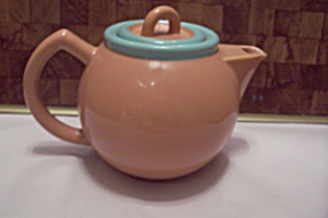 Epoch Redrock Pattern China Teapot