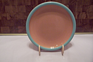 Epoch Redrock Pattern China Salad Plate