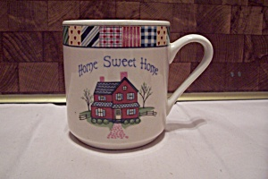 Porcelain Home Sweet Home Mug