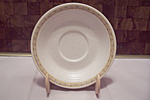 Franciscan Earthenware Pattern 156-69 Saucer